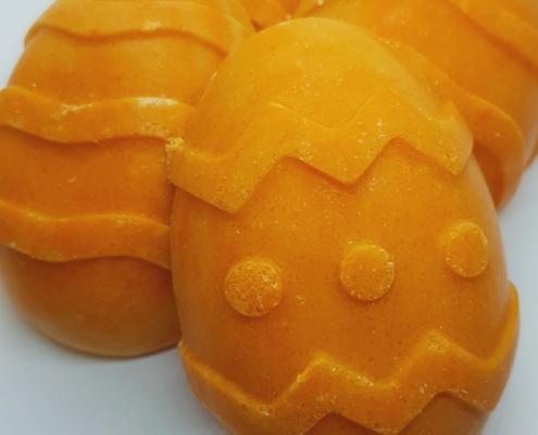 Salziger Granatapfel in Ei Form