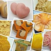 Foto collage valentinstag