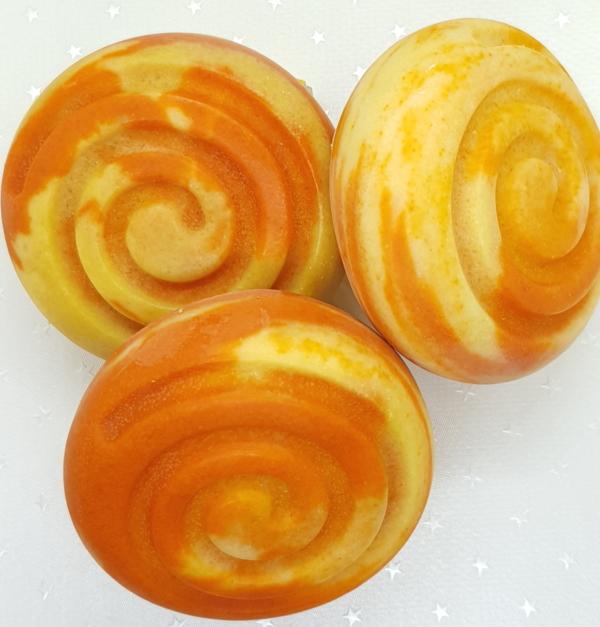 Salziger Granatapfel Handschmeichler